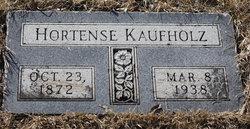 Hortense <i>Sites</i> Kaufholz