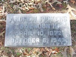 Andrew Pickens Calhoun, II