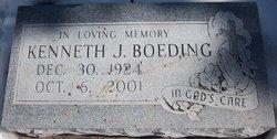Kenneth J. Boeding