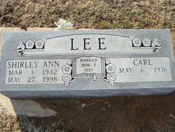 Shirley <i>Yandell</i> Lee