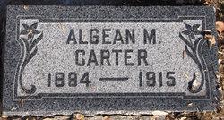 Al Gean Mckey Carter