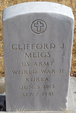 Clifford James Meigs