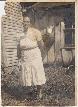 Nannie Big Mom <i>Loar Jarrell</i> Burgess