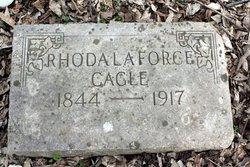 Rhoda Cornelia <i>La Force</i> Cagle