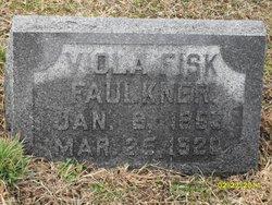 Viola Ann <i>Sprague</i> Faulkner