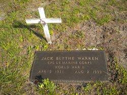 Jack Blythe Warren