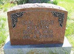 Carl Leslie Keeton