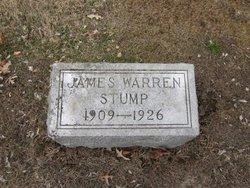 James Warren Stump