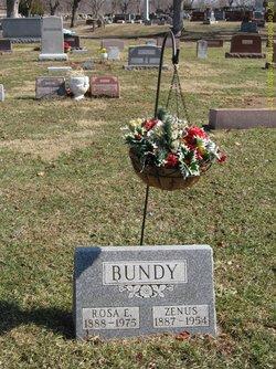 Zenus Bundy