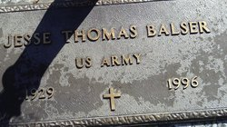 Jesse Thomas Tommy Balser