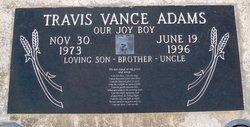 Travis Vance Adams