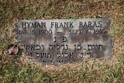 Hyman Frank Baras