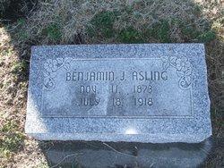 Benjamin Joseph Asling