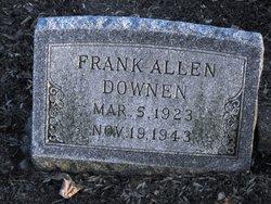 Frank A Downen