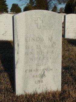 Linda Mae <i>Landon</i> Fales