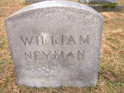 Pvt William Neyman, Sr