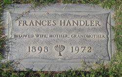Frances Handler