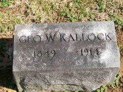 George W. Kallock
