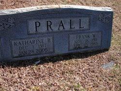 Katharine <i>Blackwell</i> Prall
