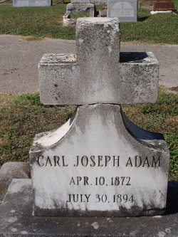 Carl Joseph Adam