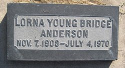 Lorna <i>Young</i> Anderson