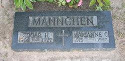 Marianne Cecelia <i>Billmann</i> Mannchen