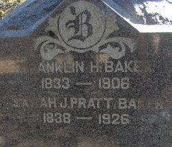 Frankin H Baker