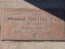 William Chester Chet (Grampie) Foss