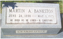 Martin Andrews Bankston