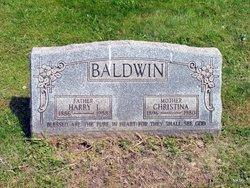 Christina <i>Danks</i> Baldwin