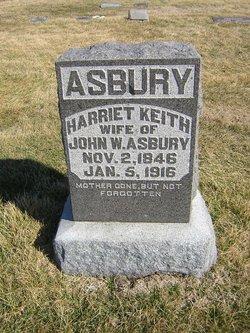 Harriet Keith Asbury