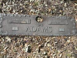 Edwin John Adams, Sr