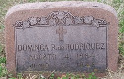 Dominga R De Rodriguez