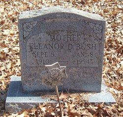 Eleanor Dow <i>Kerby</i> Bush