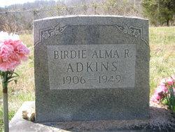 Birdie Alma <i>Ragan</i> Adkins