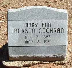 Mary Ann Cochran