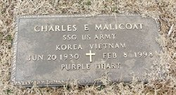 Sgt Charles E Malicoat