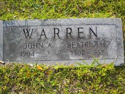 John A Warren