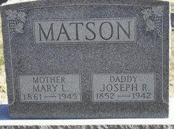 Joseph R. Matson