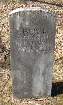 Harry E. Blackwell