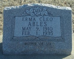 Erma Cleo Ables
