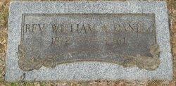 Rev. William A Daniel