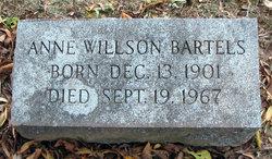 Lady Anne Bell <i>Willson</i> Bartels