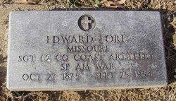 Edward Fore