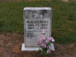W. M. Dockery
