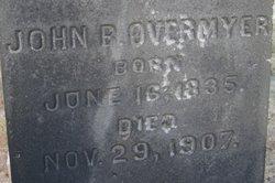 John B. Overmyer