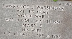 Lawrence J. Wassinger