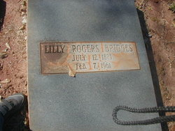 Lilly <i>Rogers</i> Bridges