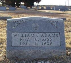 William Jackson Adams