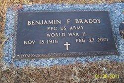 Benjamin Frank Braddy